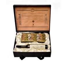 VIP Kutu + Zeytinyağı ( 500ml )  + Çikolata Kaplı Dolgulu İncir ( 460 Gr )