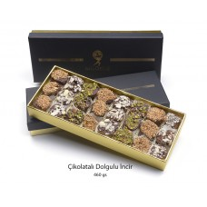 Çikolata Kaplı Dolgulu İncir 460Gr