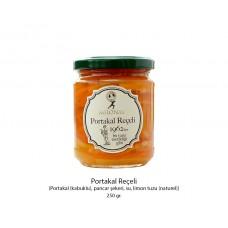 Portakal Reçeli 250Gr